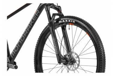 MTB Semi Rígida Mondraker Chrono Carbon 29'' Noir / Orange 2021