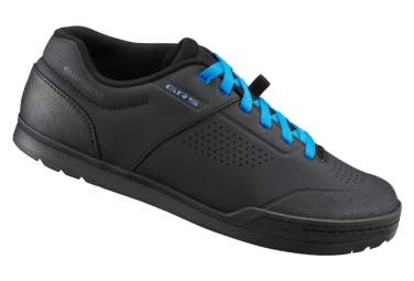 Shimano GR501 Flachpedalschuhe Schwarz Blau