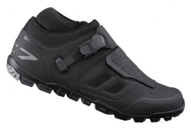 Par de Zapatillas MTB Shimano ME702 Negras