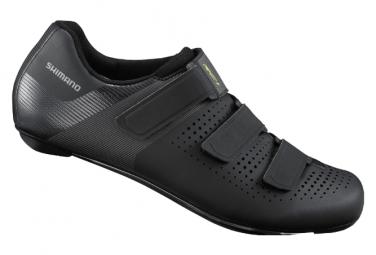 Par de zapatillas de carretera Shimano RC100 negras