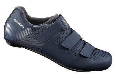 Zapatillas De Carretera Shimano Rc100 Azul Marino 42