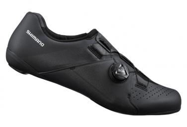 Par de zapatillas Shimano RC300 grande negro