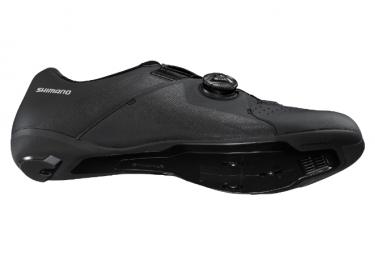 Paire de Chaussures Shimano RC300 Large Noir