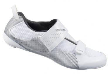Chaussures de Triathlon Shimano TR501 Blanc