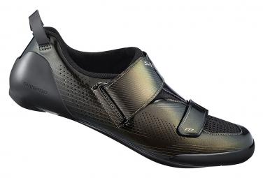 Zapatillas de triatlón Shimano TR901 Black Pearl / Black