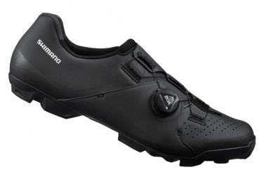 Zapatillas de MTB Shimano XC300 Large negras