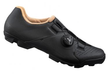 Zapatillas MTB Shimano XC300 Mujer Negras