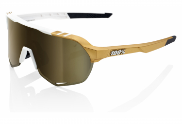 100% S2 Edition Peter Sagan LE Glasses White / Gold / Mirror