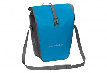Sacoche de porte-bagage Vaude Aqua Back Bleu Icicle