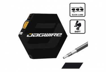 JAGWIRE Shift HOUSING 4mm LEX SL Black 50m