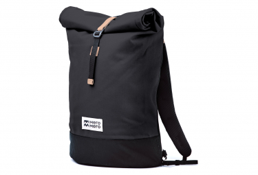 Image of Sac a dos sacoche velo mini squamish rolltop modulable 10 15l gris clair