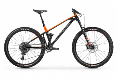 VTT Tout-Suspendu Mondraker Foxy Sram SX Eagle 12V 29'' Noir Orange 2021