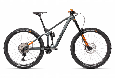 Full Suspension MTB Cube Stereo 170 TM 29 Shimano XT 12S 29'' 2021