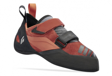 Black Diamond Focus Red Black Zapatos de escalada para hombre