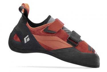 Black Diamond Focus Red Black Zapatos de escalada para hombre