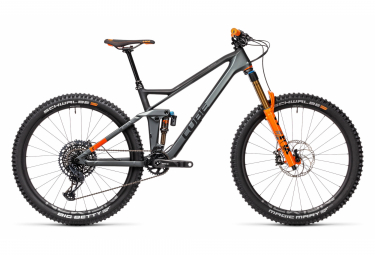 Full Suspension MTB Cube Stereo 140 HPC TM 27.5 Sram GX Eagle 12V 27.5'' 2021