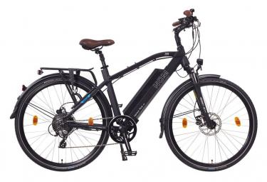 NCM Venice Plus 28 vélo électrique, Urbain, noir mat - Shimano - Batterie 768Wh / 175-190 cm