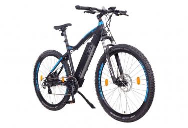 NCM Moscow Plus 29 vélo électrique, VTT, noir mat