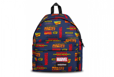 Mochila Eastpak Padded Pakr Marvel Navy