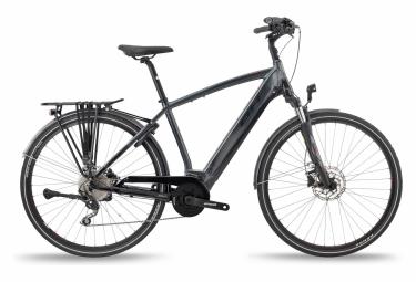 Bicicleta Ciudad Eléctrica BH Atom City Pro 700 Gris