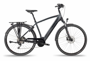 Vélo de Ville Électrique BH Atom City Pro Shimano Deore 10V 720 Gris 2021