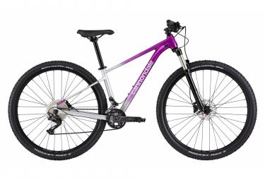 Cannondale Trail Women S Sl 4 Women Hardtail Mtb Shimano Deore 11s 29   Violeta Gris 2021 L   170 182 Cm