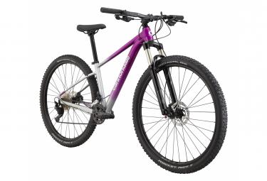 Cannondale Trail Women's SL 4 Damen Hardtail MTB Shimano Deore 11S 29'' Lila Grau 2021