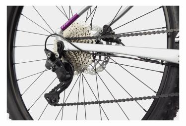 VTT Semi-Rigide Femme Cannondale Trail Women's SL 4 Shimano Deore 11V 29'' Violet Gris 2021
