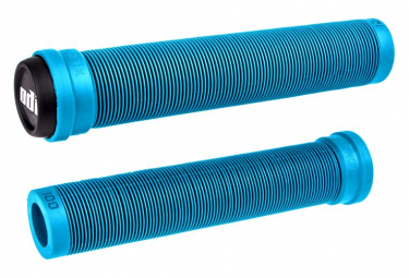ODI longneck SLX handle (slat) std without collar 160mm lt blue