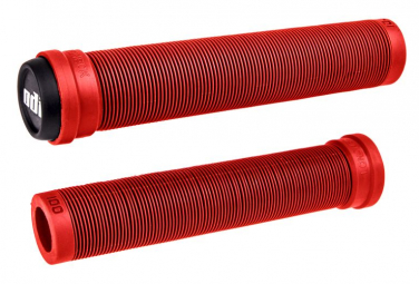 ODI Longneck SLX Flangeless Grips 160mm Red