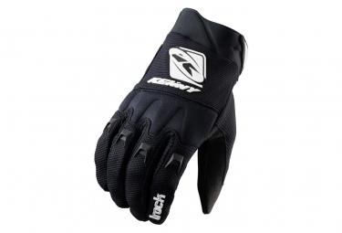 Kenny Track Long Gloves Black