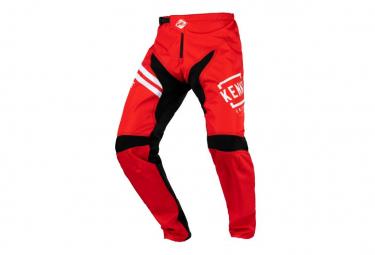 Pantalon Kenny Elite Rouge / Bleu Marine