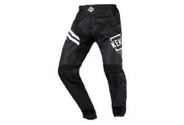 Pantalon Kenny Elite Blanc / Noir