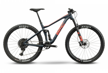 MTB Doble Suspensión BMC Speedfox One 29'' Bleu / Rouge 2021