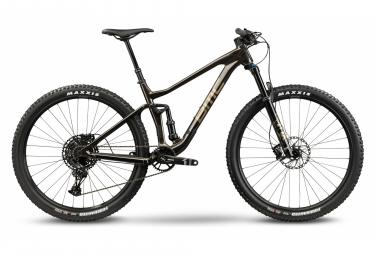 MTB Doble Suspensión BMC Speedfox Two 29'' Noir / Or 2021