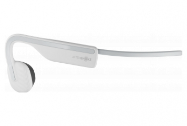 Aftershokz Open Move Bluetooth Headset White