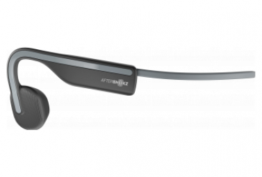 Aftershokz Open Move Bluetooth Headphones Gray