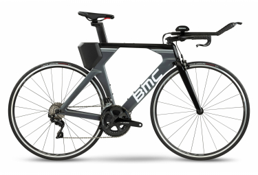 Bicicleta Triatlón BMC Timemachine Two Shimano 105 11S 700 mm Racing Gris 2021