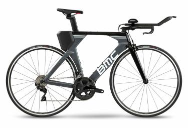 Vélo de Triathlon BMC Timemachine Two Shimano 105 11V Gris / Noir