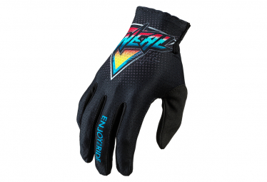 O'Neal Speedmetal Long Gloves Schwarz / Multi