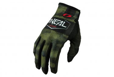 O'Neal Mayhem Covert Long Gloves Black / Green