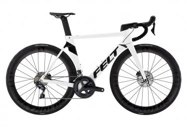 Felt AR Advanced Road Bike Shimano Ultegra 11S 700 mm White TeXtreme 2020