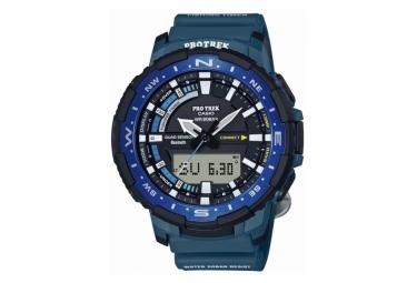 Montre de Sport Casio PRT B70 Noir / Bleu