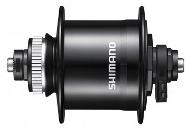 Moyeu Avant Dynamo Shimano Alfine | 9 x 100 mm 32 Trous Centerlock