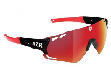 Gafas de sol azr vuelta rx negro   rojo