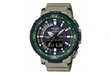 Reloj Casio Pro Trek Prt B70 Khaki