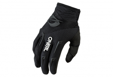 Guantes Largos De Mujer O  39 Neal Element Negros Xxl