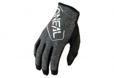 O'Neal Mayhem HEXX Lange Handschuhe Schwarz / Weiß