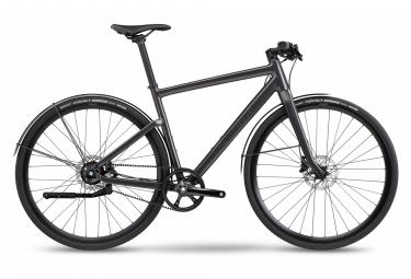 BMC Alpenchallenge 01 One Fitness City Bike Shimano Alfine 8V Cintura 700 mm Metallic Anthracite Grey 2021