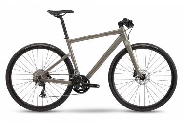BMC Alpenchallenge 01 Two Fitness Bicicleta urbana Shimano GRX 11S 700 mm Ash Grey 2021